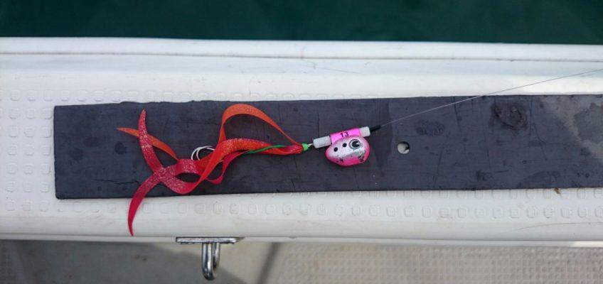 レンジセッターオリジナル釣法