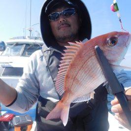 第10回K'sCUP真鯛釣り大会!
